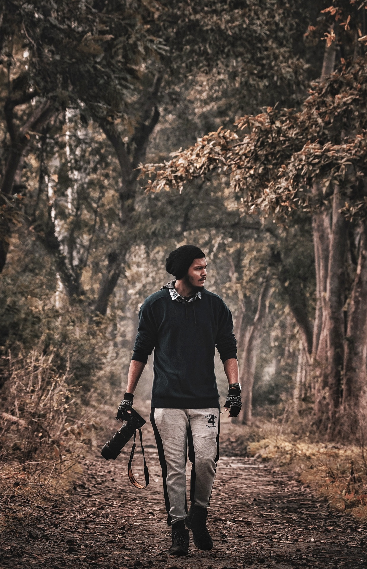 2020 Filmmaker of the Month - May 2020 - Rahul Dey - Filmmaker(DOP)